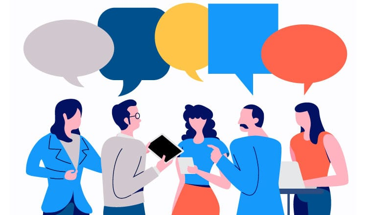 Further methods to regain control of a group discussion