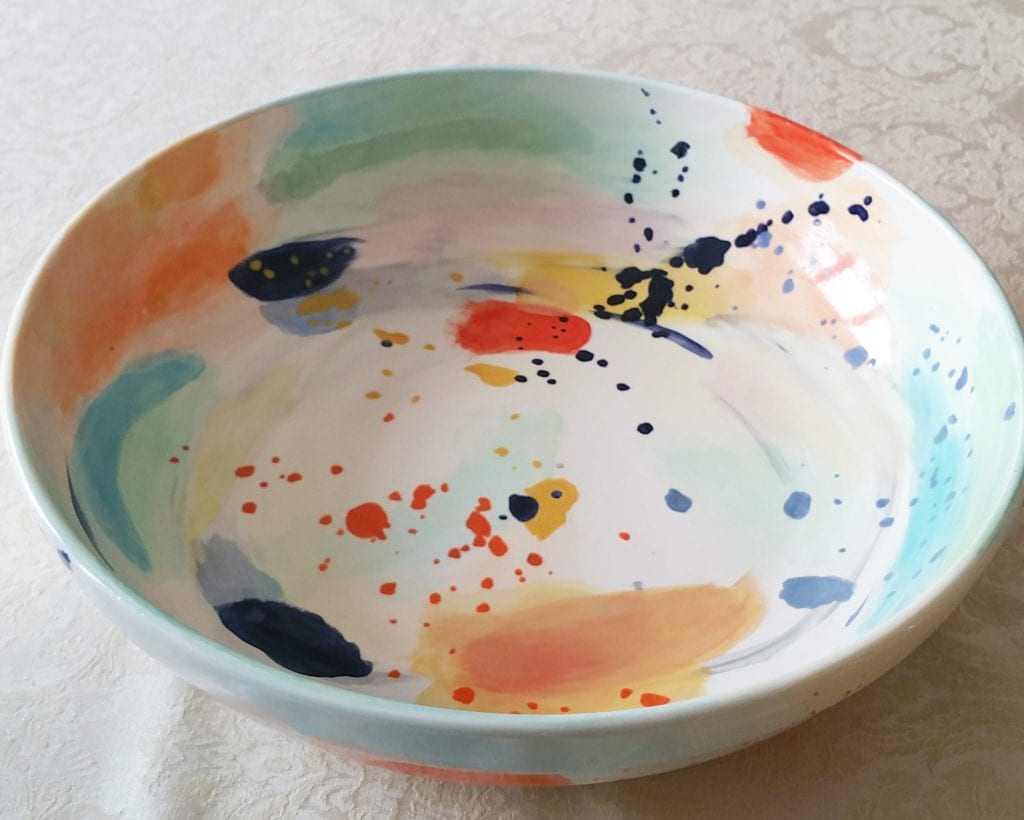 Painting Ceramics