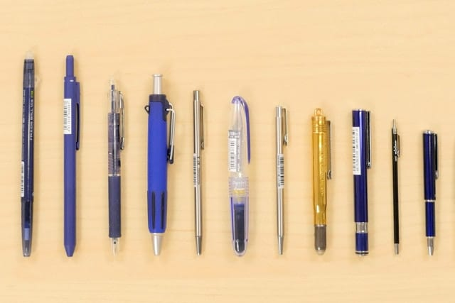 Pens That Won't Get Lost