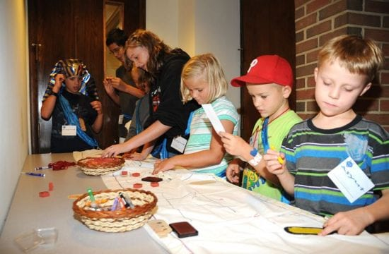 Children Art and Craft Activities