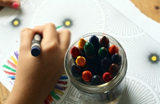Arts and Crafts for Children's birthday parties
