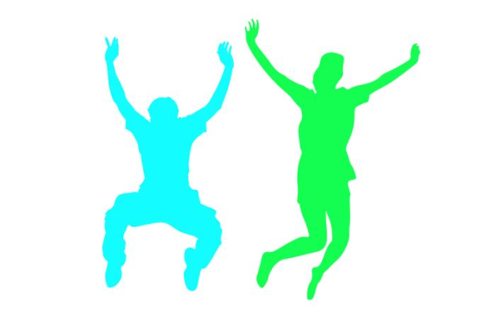Jump de Jump Energiser Group Activity