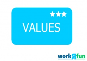 Values : The Bedrock For Ethics