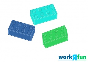 LEGO Builder Ice Breaker Activity