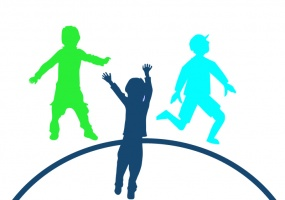 Round and Round Energizer or Tag Style Group Activity