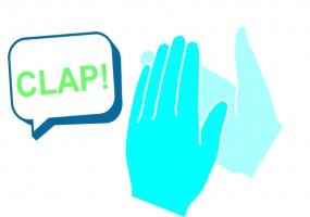 Clap beat Energizer